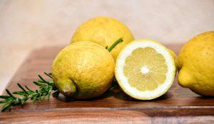 aceite esencial de cascara de limon